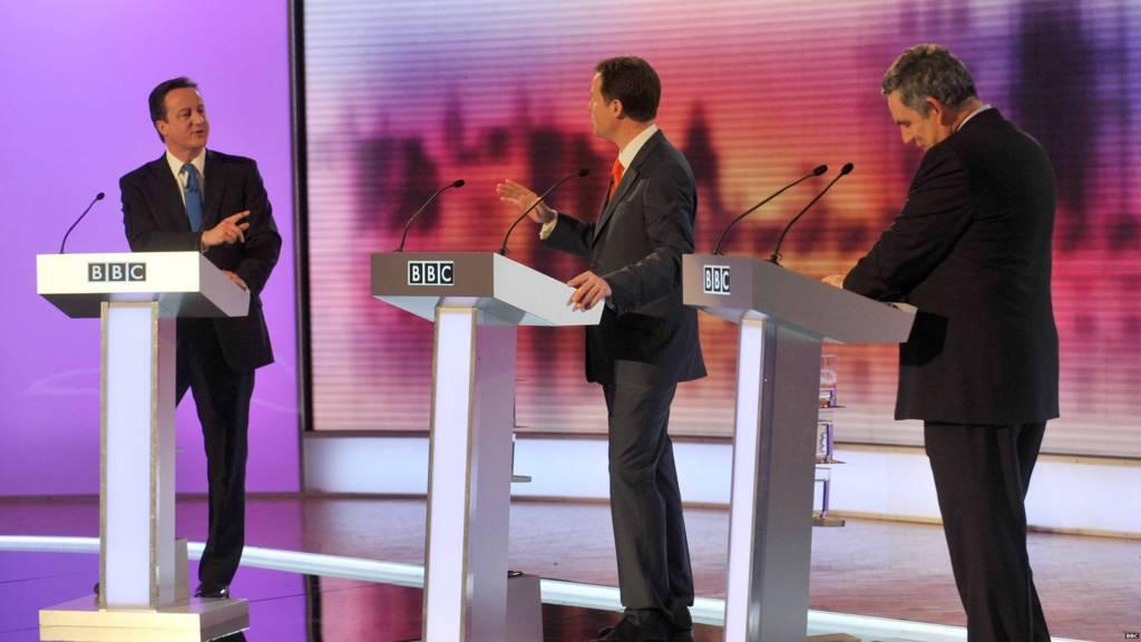 2010 election debate