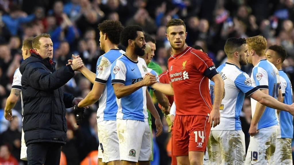 57e2164adc8d FA Cup: Liverpool v Blackburn - Live - BBC Sport