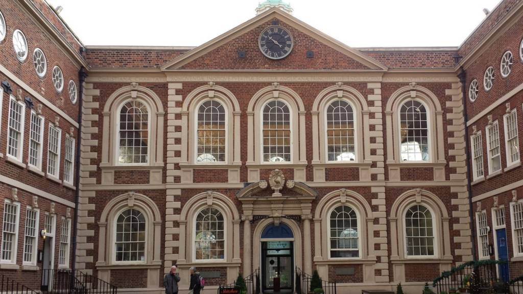 Bluecoat centre