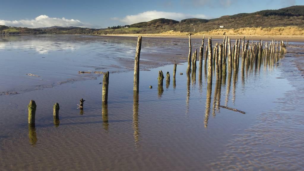 Mersehead beach