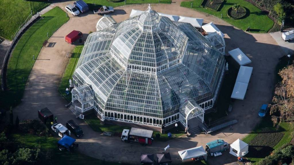 Sefton Park Glass House