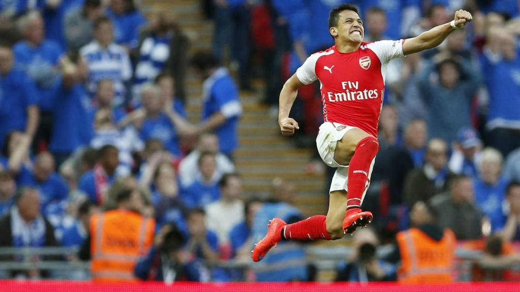 Reading v Arsenal