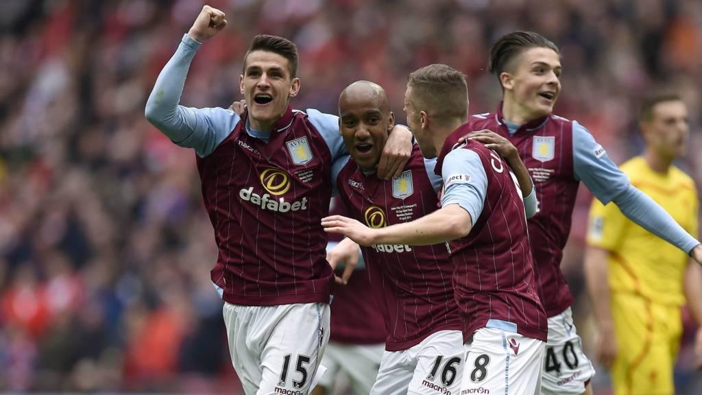 af608f1ae183 FT: Aston Villa 2-1 Liverpool - reaction - Live - BBC Sport