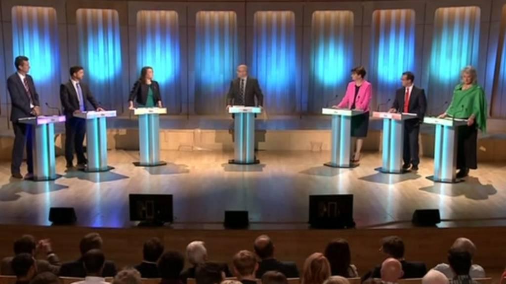 ITV Wales election debate