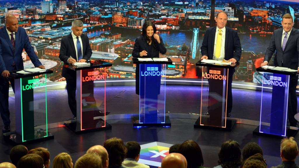 BBC London TV General Election debates