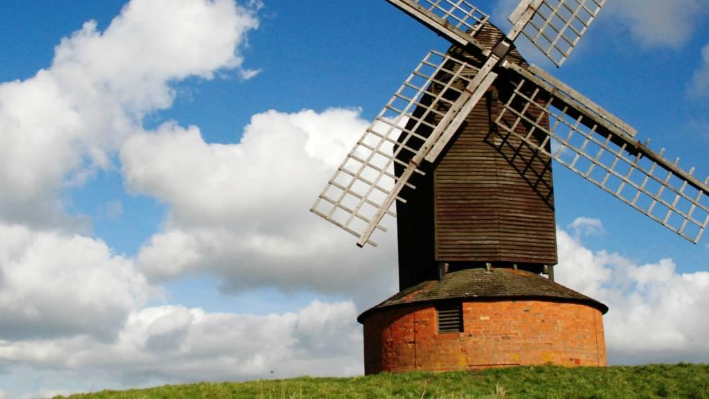 Brill windmill in Buckinghamshire
