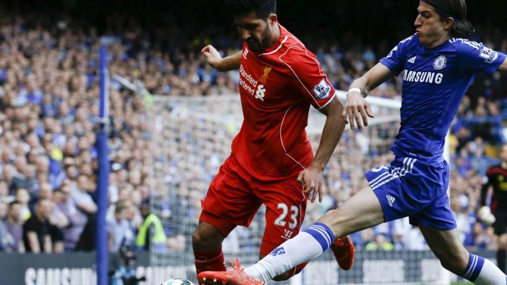 Premier League  Chelsea v Liverpool - Live - BBC Sport a9b3c2e79