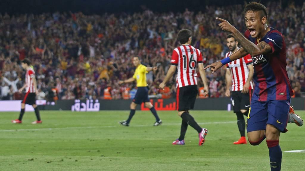 Copa Del Rey Barcelona V Athletic Bilbao Live Bbc Sport