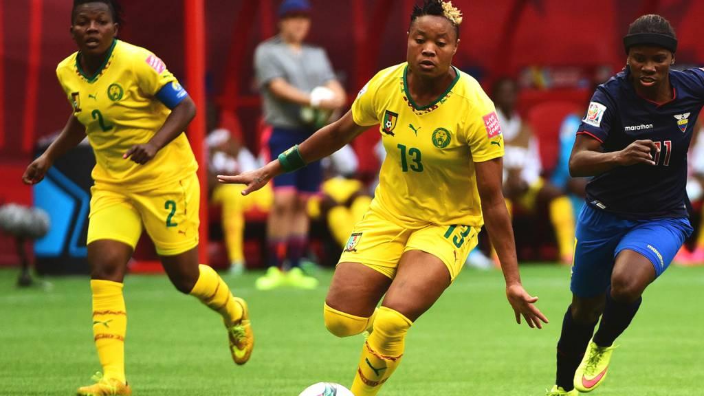 Cameroon v Ecuador