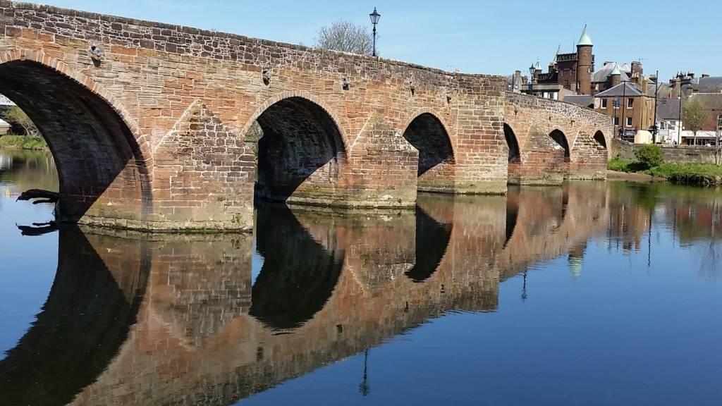 Dumfries bridge