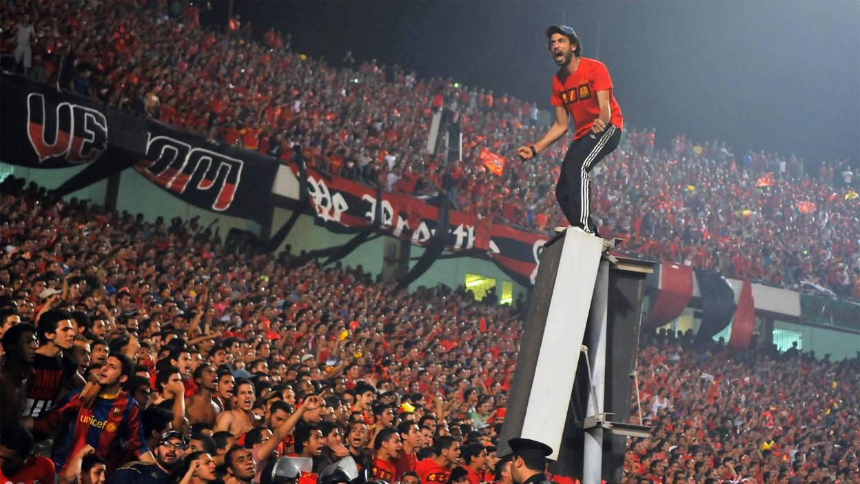 Al-Ahly fans