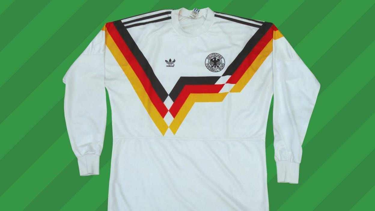 c1434d6da5f The coolest football shirts of all time - BBC Three