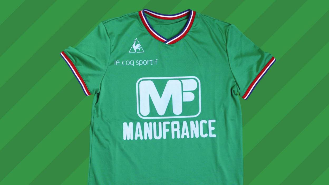 The Coolest Football Shirts Of All Time Bbc Three