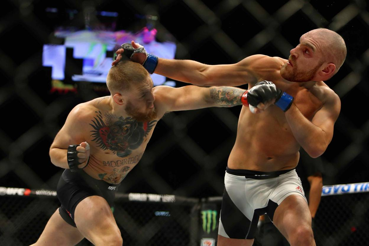 McGregor vs. Fury