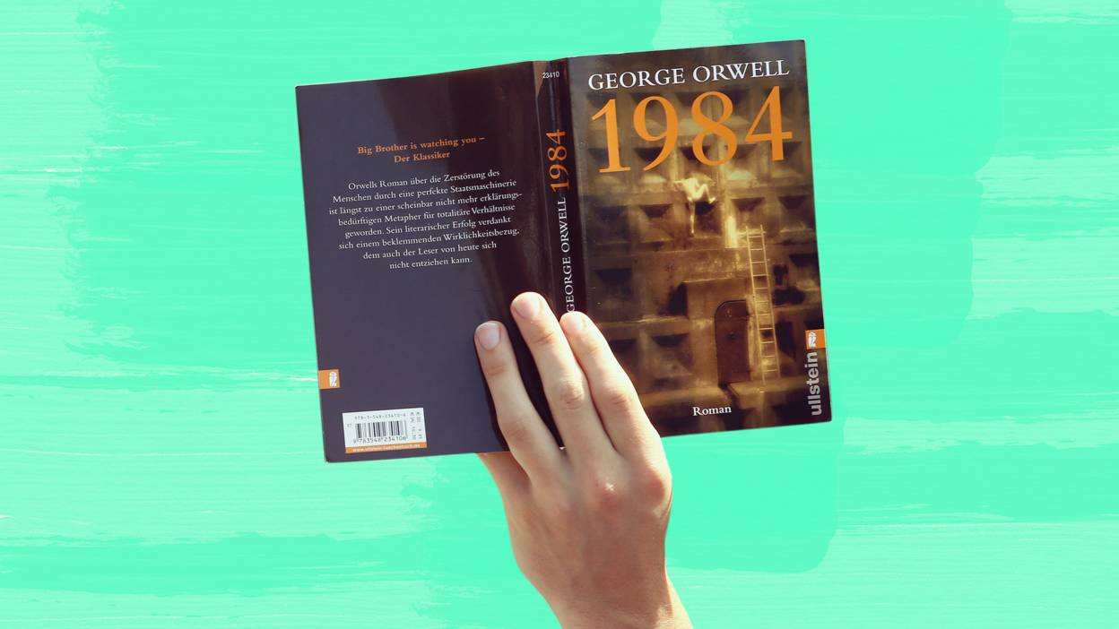 1984 book by George Orwell