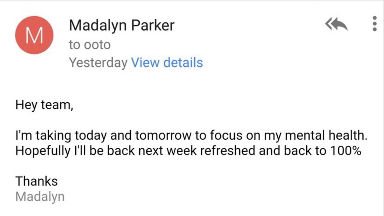 Madalyn Parker