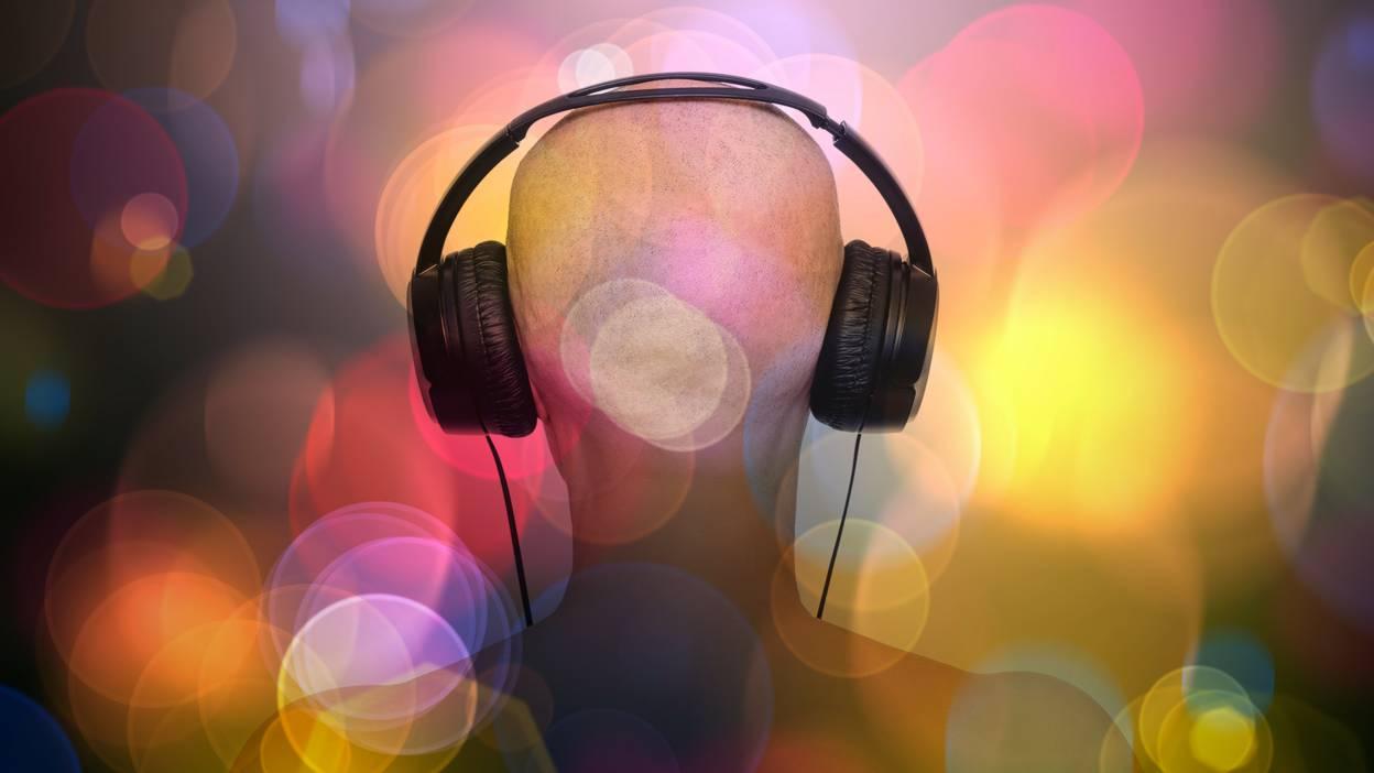 Colour in sound