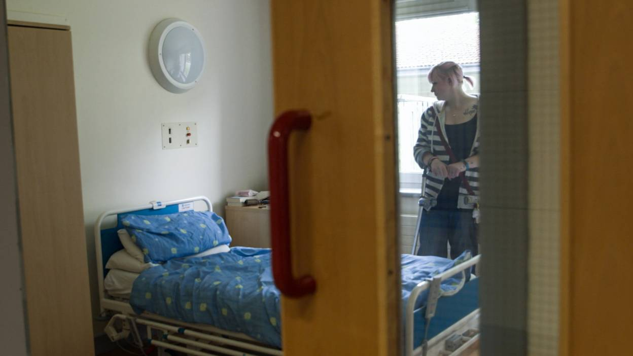 Becky in her old ward