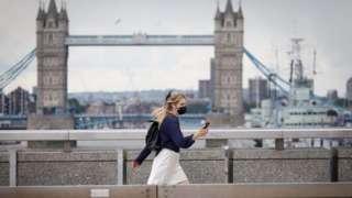 英国伦敦的塔桥