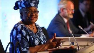 Ngozi Okonjo Iweala for di WTO