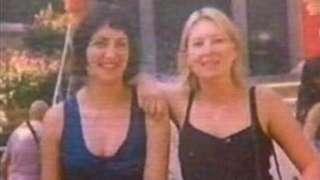 Sarah Williams and Natalie Morris