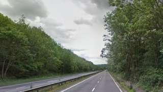A404 between Handy Cross and Marlow