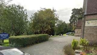 Brackenwood golf course