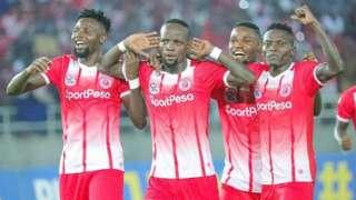 Simba imetinga hatua ya makundi baada ya kuifunga Platinum FC ya Zimbabwe 4-0 jijini Dar es Salaam.