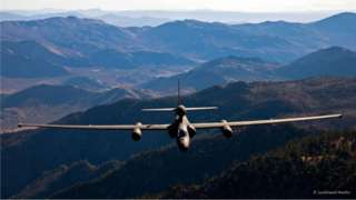 U-2偵察機的設計目的是偵察蘇聯領土,以監視蘇聯的軍事行動。