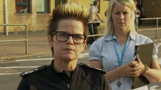 Deputy Chief Constable Rachel Swann
