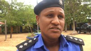 Bauchi State Police tok-tok pesin, DSP Ahmad Muhammad Wakil