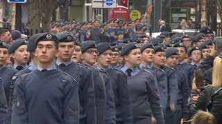 Air Cadets in Doncaster