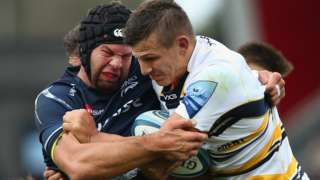 Josh Beaumont and Ryan Mills
