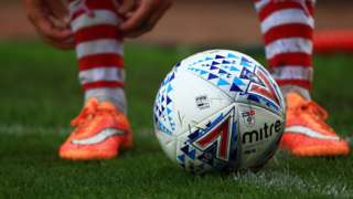 EFL match ball
