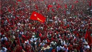 NLD ပါတီရဲ့ကိုယ်စားလှယ်လောင်းတွေကို ကန့်ကွက်သူတွေရှိနေ