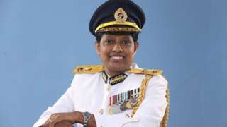 Case against the appointment of first and only female DIG in Sri Lanka
