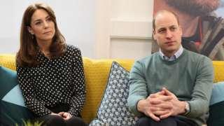 Duchess and Duke of Cambridge