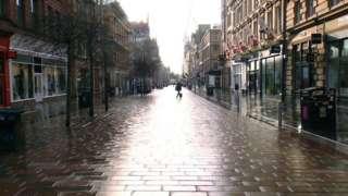 Glasgow's Buchanan Street