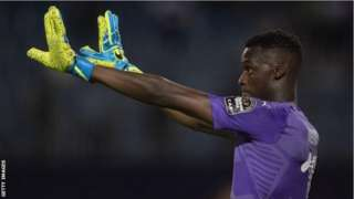 Edouard Mendy don det ready to join Chelsea.