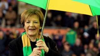 Delia Smith.