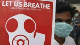दिल्लीमा वायु प्रदूषण
