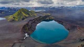 Геотермальне джерело, Ісландія