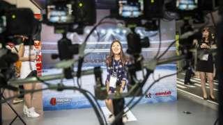Mobile World Congress Shanghai- những năm qua, TQ đã có những bước tiến vượt bậc về công nghệ
