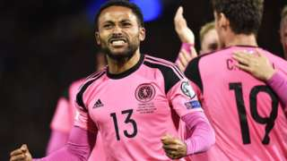Scotland defender Ikechi Anya