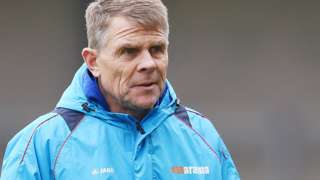 Eastleigh manager Andy Hessenthaler