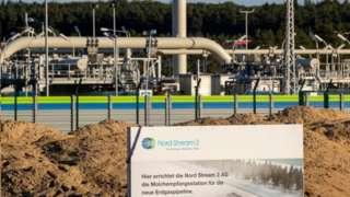 北溪2号工程完成后俄罗斯就有了新的地缘政治工具,即能够独立开关的能源出口系统