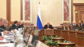 Премьер-министр РФ Мишустин провел встречу с членами бюро правления РСПП