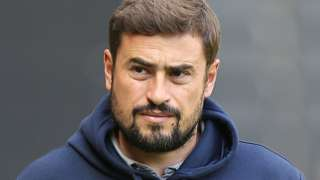 Oxford United manager Pep Clotet