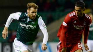 Martin Boyle and Max Lowe