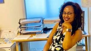 Aadde Birhaaneen 'Ethiopian Diaspora Trust Fund (EDTF)' keessatti itti - gaafatamtuu naannoo Waashingitaniiti